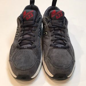 New Balance Suede Shoes 623